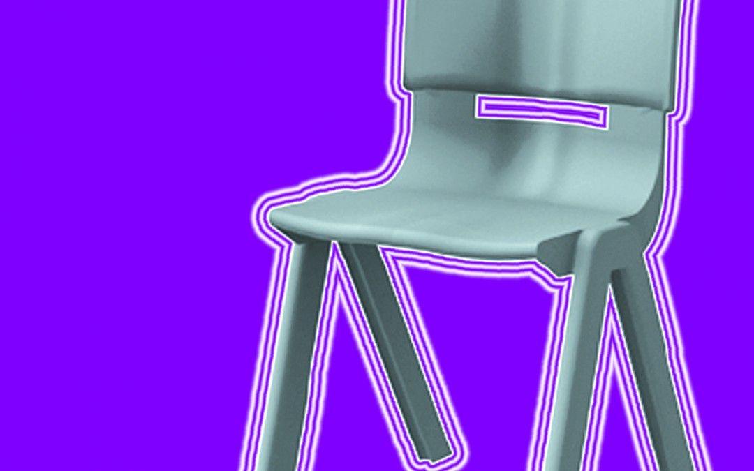 sillas guardería