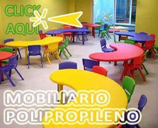 Mesas para Guarderias Infantiles-Mobiliario Guarderia