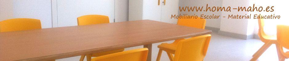 Mobiliario Guarderia | Equipamiento Integral Guarderia